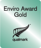 Qualmark Rated: Enviro Gold